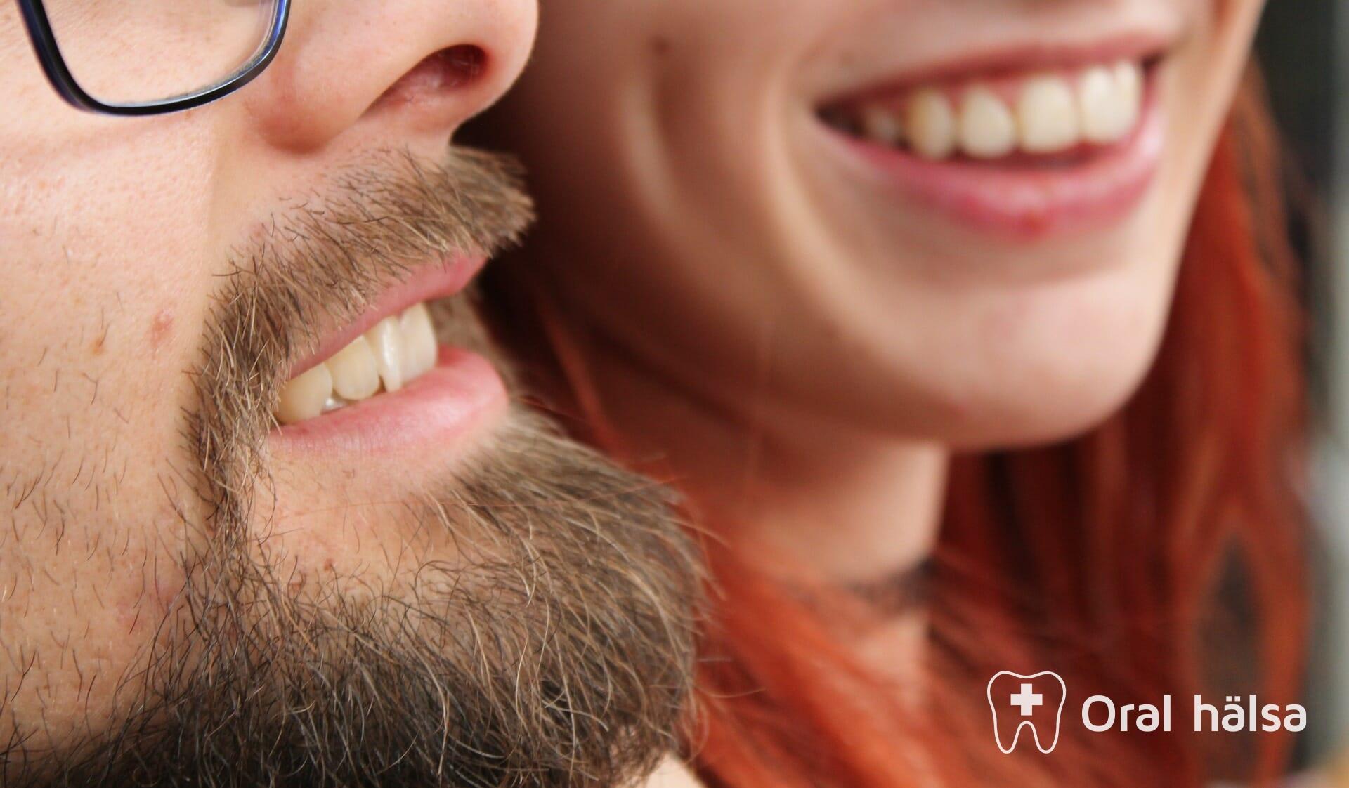 Vad är oral hälsa?